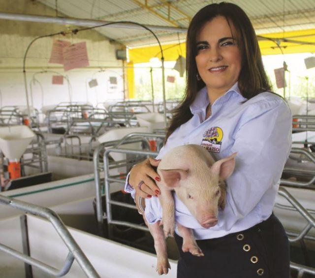 María del Carmen Otero González continúa como presidenta de la Junta Directiva de Porkcolombia